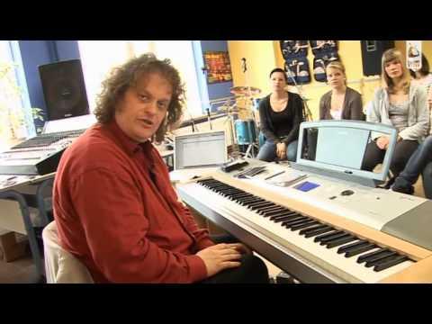 Stefans Musikworkshop mit dem Thema Romantik in der EVA Neubrandenburg