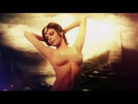Sherlyn Chopra topless in a sizzling hot video: Kamasutra 3D...