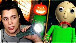 SEKRETY BALDIEGO! - Baldi's Unreal Basics [CHAPTER 2&3]