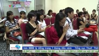 VTV ban tin Tai chinh sang 26 08 2014
