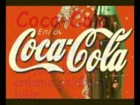 Coca-Cola Gibi İçeceklerin Anlamı ve Sırları