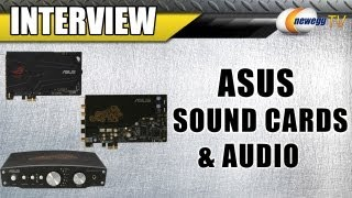 Newegg TV_ ASUS Sound Cards & Audio Overview