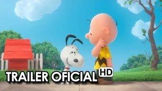 Peanuts: Carlitos Y Snoopy - Teaser Trailer En Español (2015) HD