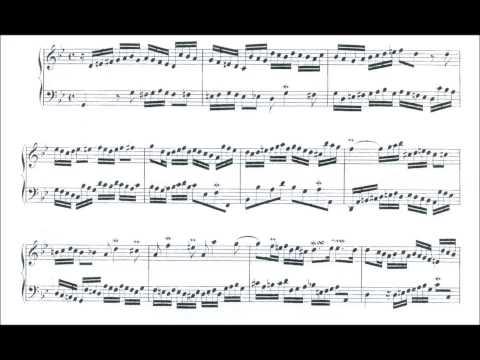 Бах Иоганн Себастьян - Invention No 11