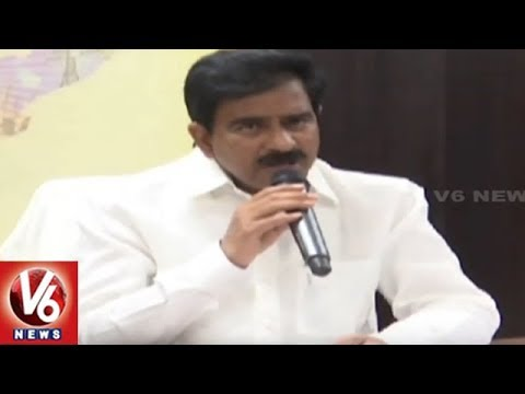 AP Minister Devineni Uma Fires On YCP Chief Jagan Mohan Reddy Over No Confidence Motion | V6 News