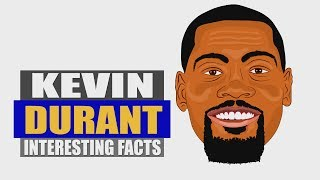 Kevin Durant Interesting Facts for Students | Biography Highlights | Golden State Warriors | NBA