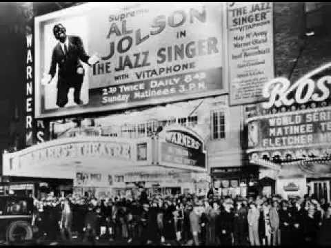Al Jolson - Sitting On Top Of The World