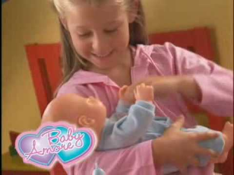 Comercial baby amore youtube