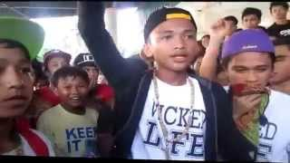 FlipTop Durugan Sa Kalye - *5 on 5* Battle - Basic Rhyme Production vs Familia Majikah