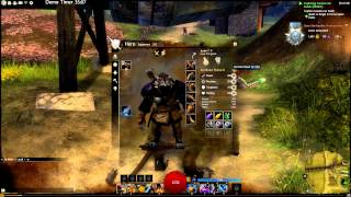 Alienware Guild Wars 2 Game Play Footage