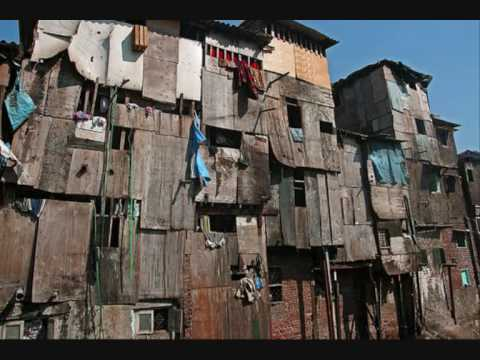 Slums in Mumbai.wmv