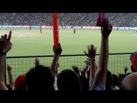 Ipl 2017 dd vs rcb Firojshah kotla delhi(1)