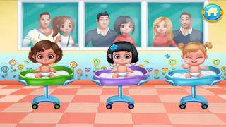 Kid Play Little Baby Care - Crazy Nursery Baby Care Kids Games
