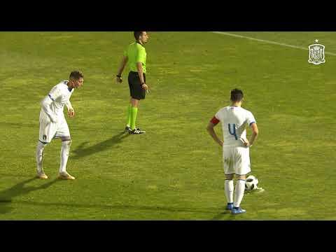 Así fue el triunfo de España Sub-17 ante Italia en Fuenlabrada