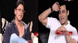Shahrukh Khan interviews Salman Khan