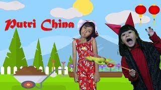 Putri Dari Negeri China | Drama Dongeng Anak | Cerita Anak Indonesia