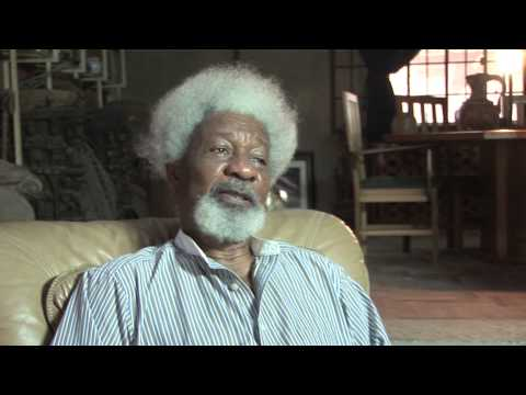 ONE ON ONE with Professor Wole Soyinka