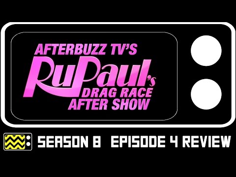 RuPaul's Drag Race Season 8 Episode 4 Review & After Show | AfterBuzz TV