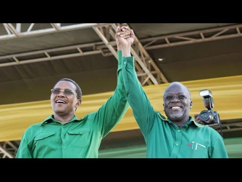 Tanzania's ruling party wins presidential vote [News Bulletin]