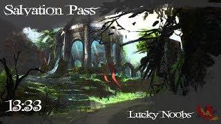 Lucky Noobs [LN] - Salvation Pass Full Wing 13:33 - Chrono PoV