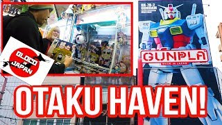 Best Place to Shop for Anime / Otaku goodies in Osaka