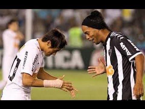 Neymar Vs Ronaldinho | Skills & Goals | HD 2013