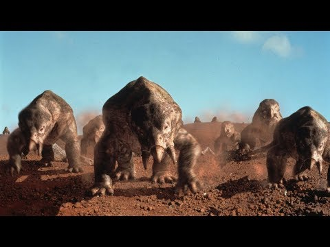 Dinosaur Supremacy - Walking with Dinosaurs in HQ - BBC