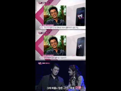 """'한밤' 열애 안재욱 측 """"최현주와 연애초기, 결혼은 아직"""""""