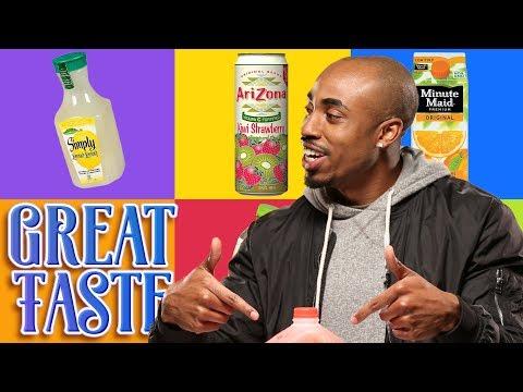 The Best Juice ft. Khleo Thomas | Great Taste