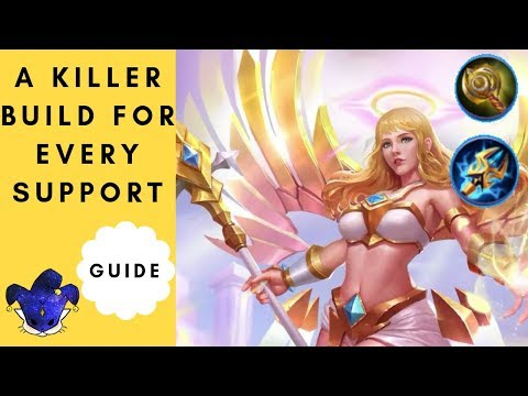 HOW I GOT MANIAC WITH RAFAELA | Builds, Pro Tips, Gameplay | Mobile Legends