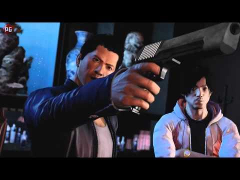 Sleeping Dogs E3 Трейлер (Рус.)