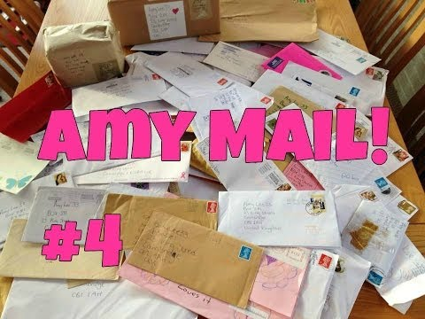 Amy Mail! Thank You So Much! ♥ #4