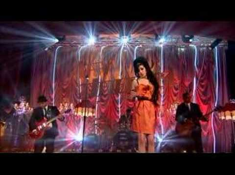 amy winehouse - take the box live BBC
