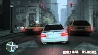 Mercedes-Benz E Class AMG E250 CDi Diesel Sport 7G 2012 Review Test Drive On GTA IV Car Mod .wmv