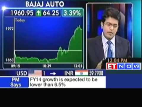 Market Update: Bajaj Auto, Coal India, Infosys, TCS Up