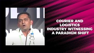 Courier and logistics industry