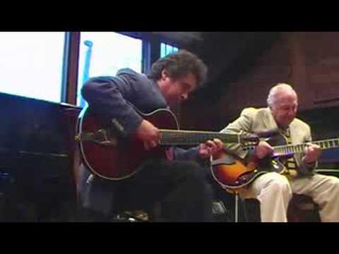 Howard Alden&Bucky Pizzarelli-Three Little Words