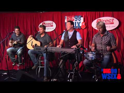 Lonestar - I'm Already There Performed Live at WSIX The Big 98
