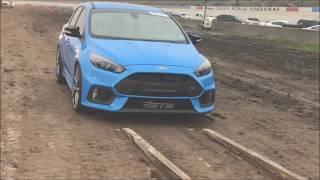 Ford Focus RS SALVAGE COPART Flooded Car Rebuild Part 1