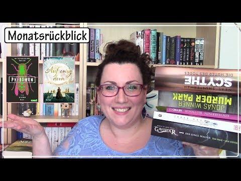 Monatsrückblick Mai 2018    11 gelesene Bücher ;)