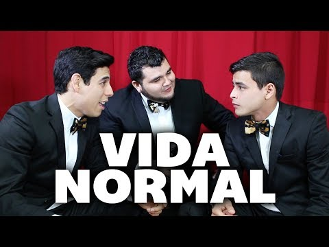Vida normal (Parodia de Un Hombre Normal) – Los Tres Tristes Tigres
