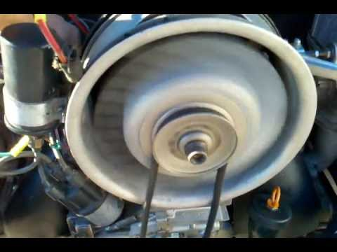vw german  super beetle  type  engine porsche shroud youtube
