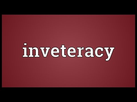 Header of inveteracy