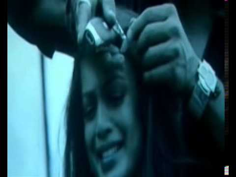 Forced Head Shave Actress Tena Desae In Table No 21 video
