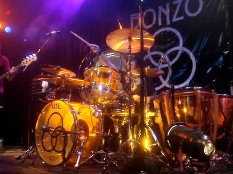 Bonzo's Birthday Bash House of Blues Roy Mayorga Fool In The Rain 5/31/2012