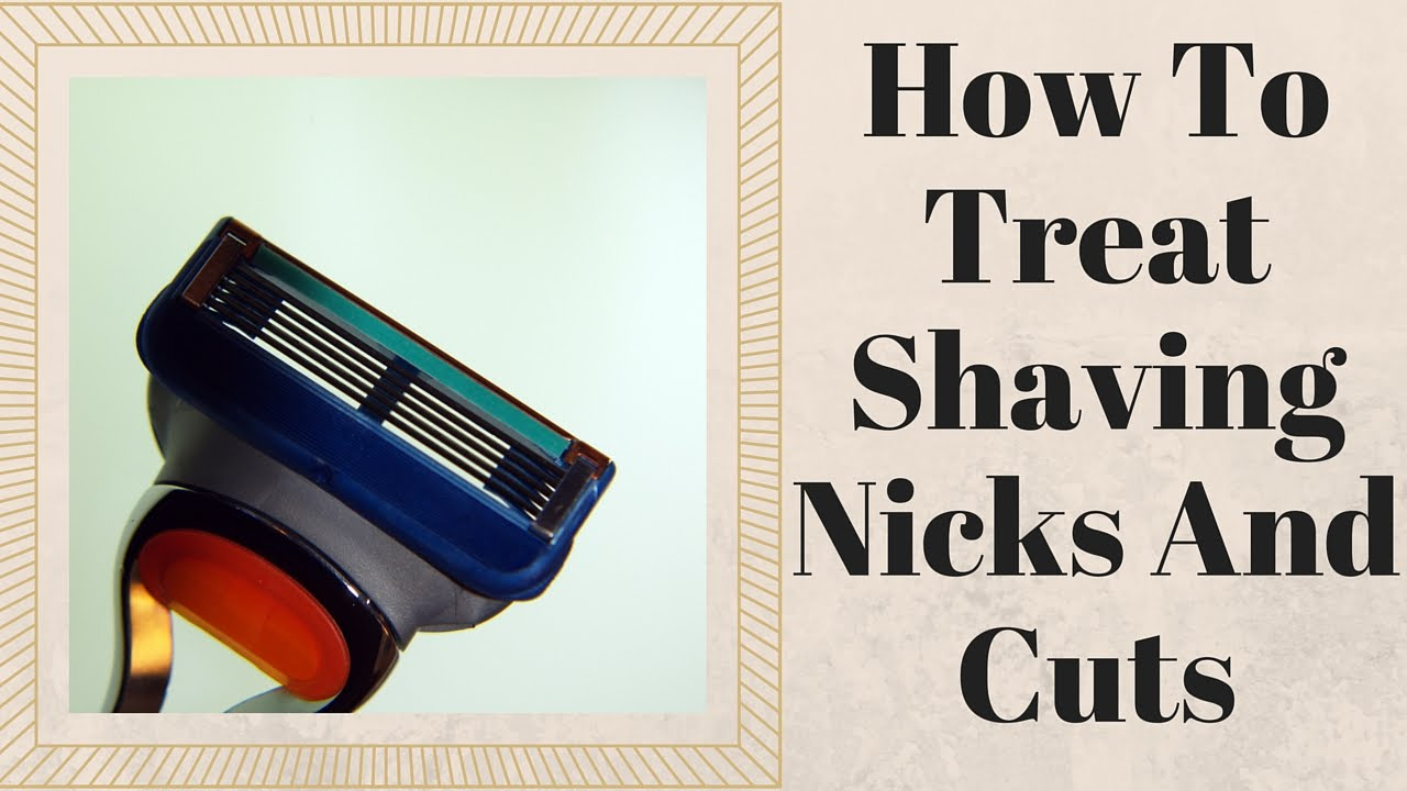 how to treat a cut