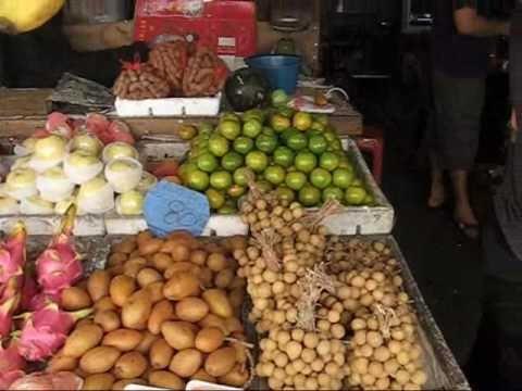 Как выбирать фрукты в Таиланде