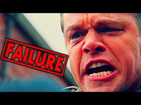 Jason Bourne & The Curse Of Mediocrity | Anatomy Of A Failure