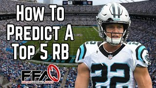 How To Predict a Top 5 Running Back: 2019 Fantasy Football