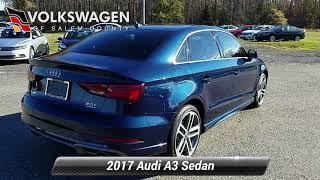 Used 2017 Audi A3 Sedan Premium Plus, Monroeville, NJ P058782